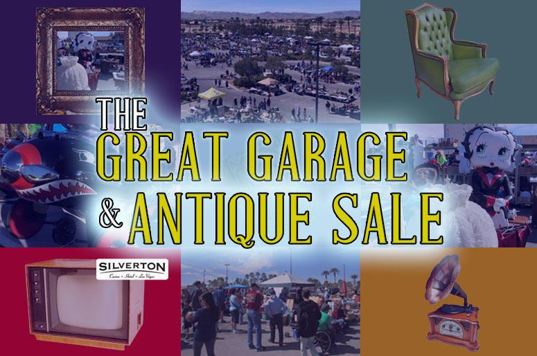The Great Garage & Antique Sale