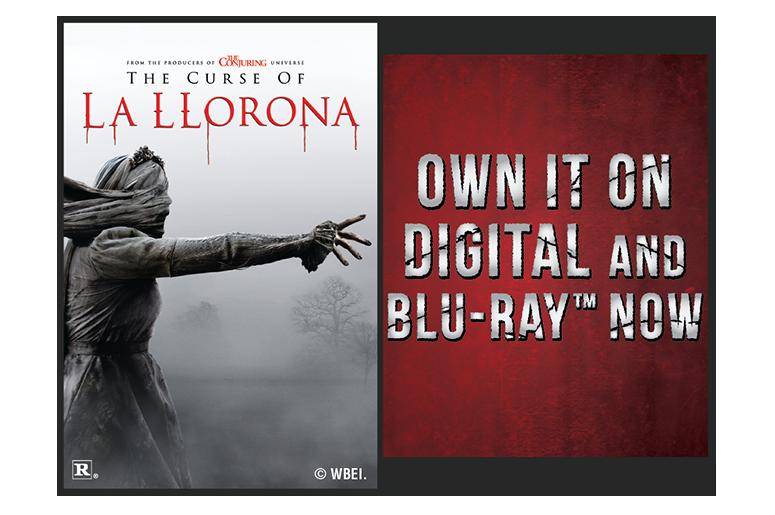Win a Digital Download of The Curse of La Llorona! | X107 5