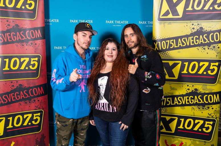 Thirty Seconds To Mars Meet And Greet Havoc 2018 10