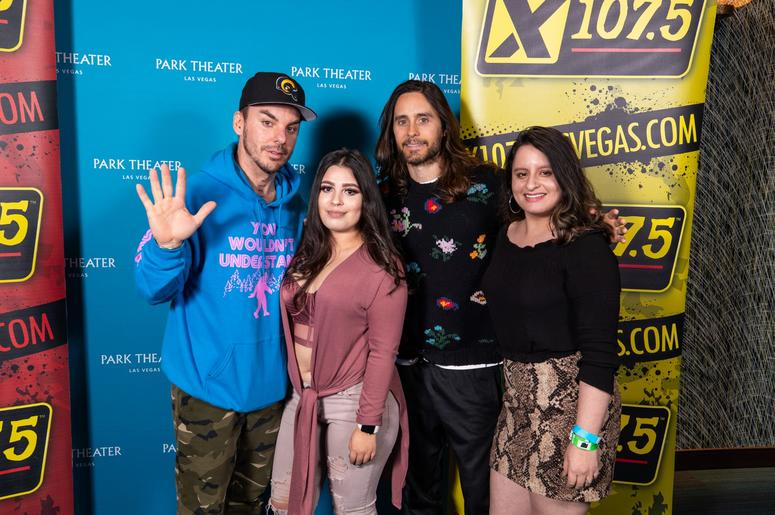 Thirty Seconds To Mars Meet And Greet Havoc 2018 15