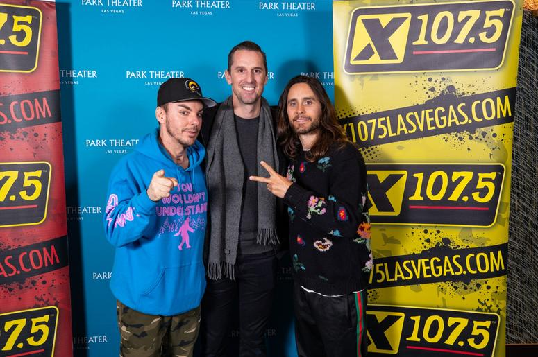 Thirty Seconds To Mars Meet And Greet Havoc 2018 16
