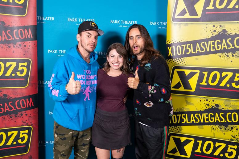 Thirty Seconds To Mars Meet And Greet Havoc 2018 21