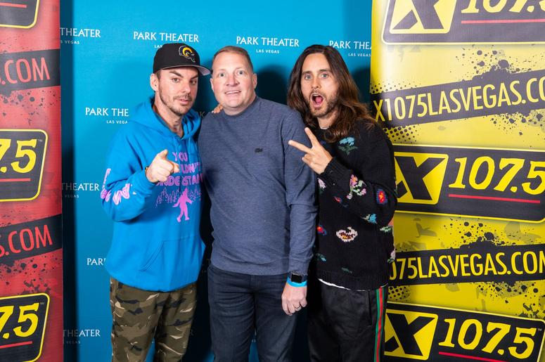 Thirty Seconds To Mars Meet And Greet Havoc 2018 30