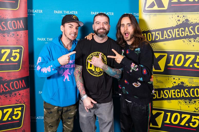 Thirty Seconds To Mars Meet And Greet Havoc 2018 34