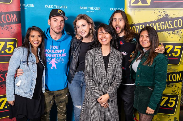 Thirty Seconds To Mars Meet And Greet Havoc 2018 37