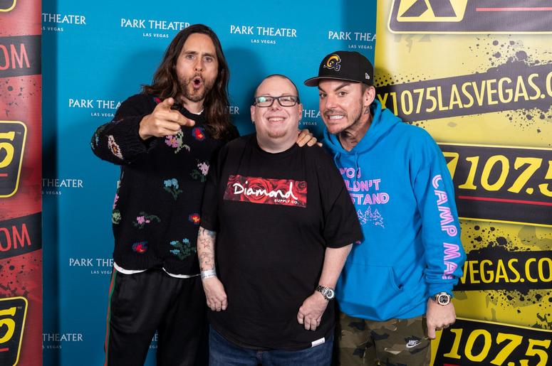 Thirty Seconds To Mars Meet And Greet Havoc 2018 4