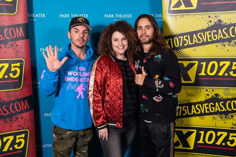 Thirty Seconds To Mars Meet And Greet Havoc 2018 6