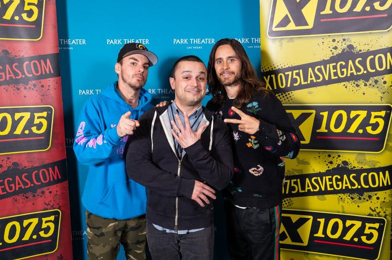 Thirty Seconds To Mars Meet And Greet Havoc 2018 7