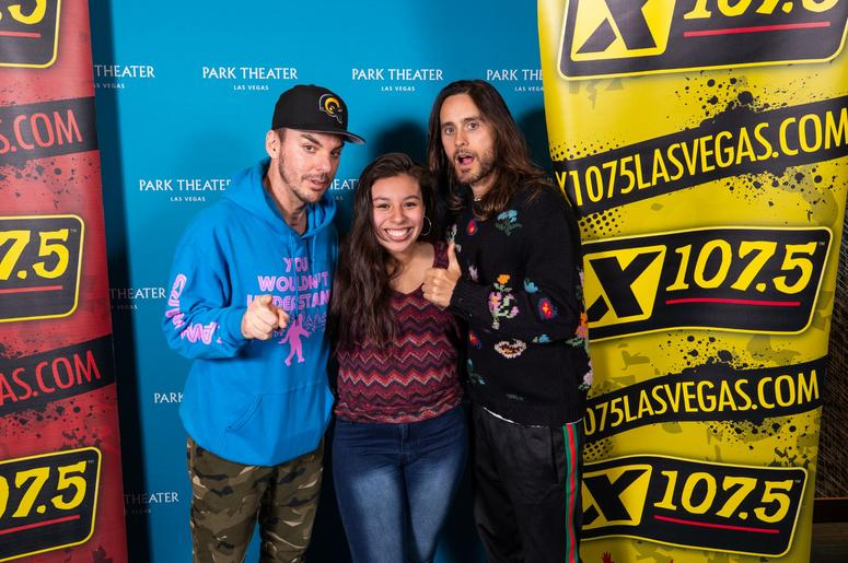 Thirty Seconds To Mars Meet And Greet Havoc 2018 9