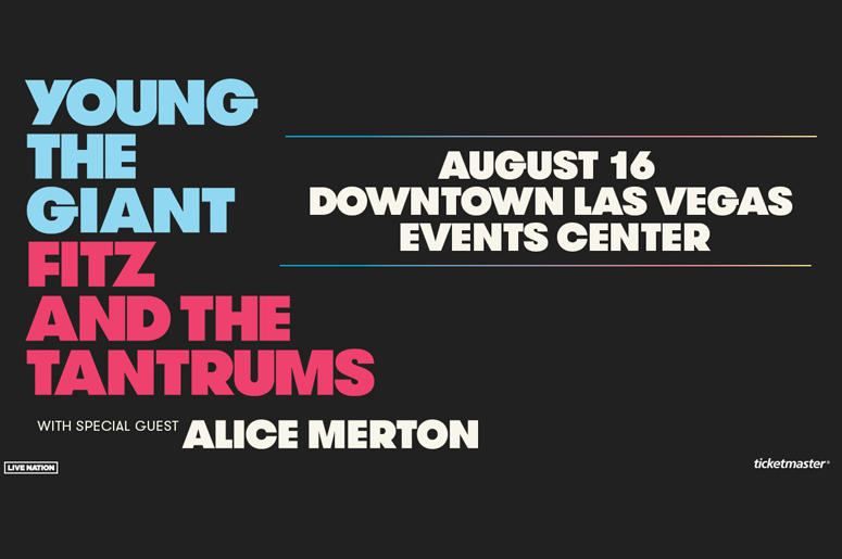 Win Tickets To See Young the Giant and Fitz and the Tantrums