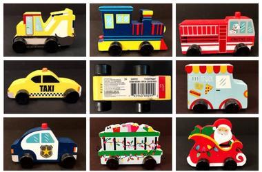 Bullseye's Playground Target toys recalled