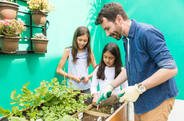 Kids Earth Day