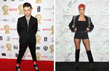 YUNGBLUD and Halsey