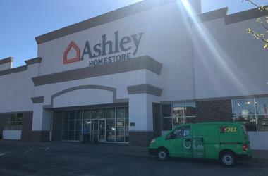 Sherry Farmer at Ashley HomeStore