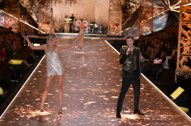 Kelsea Ballerini and Andrew Taggart of The Chainsmokers