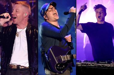 Macklemore x Patrick Stump x Martin Garrix