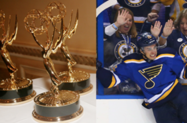 St. Louis Blues Score Emmy Recognition