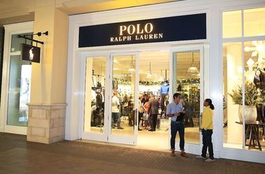 Polo Ralph Lauren store