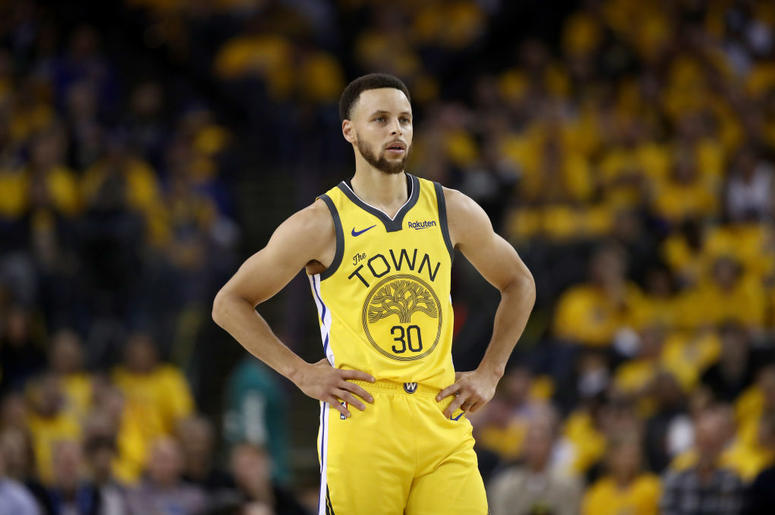 official photos aefcd 12ceb Steph Curry Ranks The Popcorn At NBA Arenas | Y98