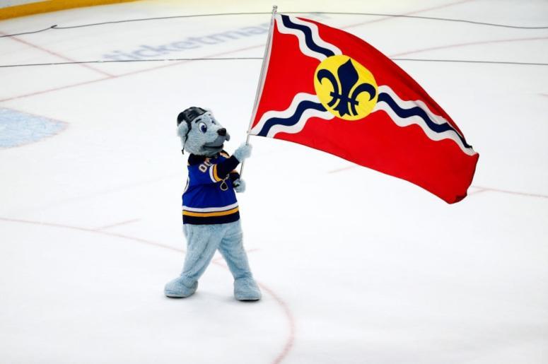 St. Louis Blues Louie