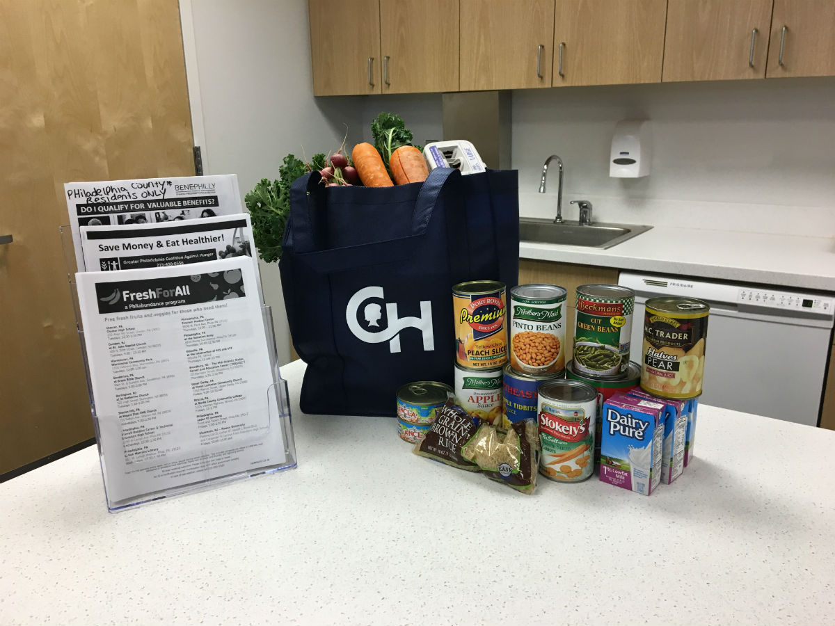 CHOP launches new 'pharmacy' program that treats food as