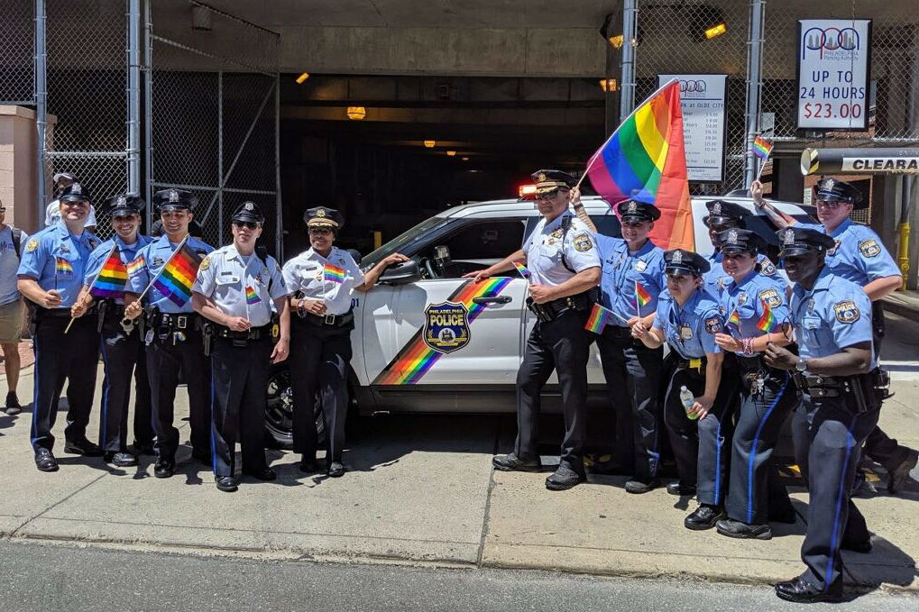 50 years of progress in policing of Philly's transgender