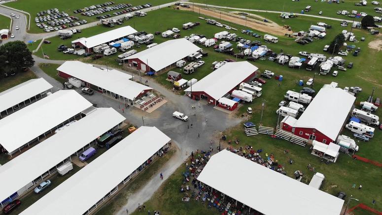48th Delaware Valley Bluegrass Festival