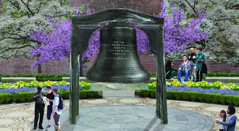 Bicentennial Bell