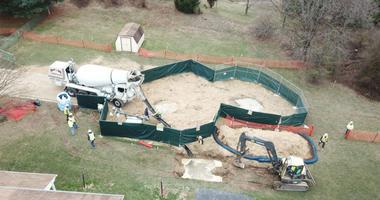Mariner East Pipeline Sinkholes