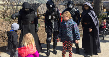Philly Zoo Autism Awareness Day
