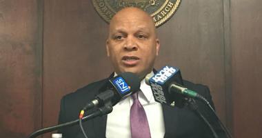Mayor Frank Gilliam