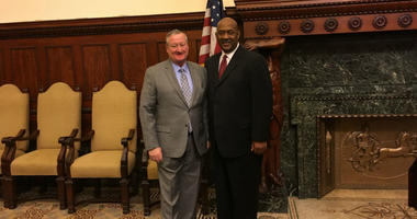 Mayor Kenney / Dwight Evans