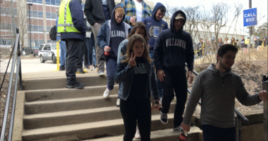Villanova Fans