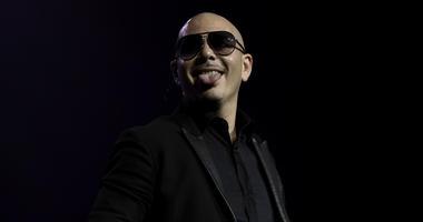 Dec 09, 2016; Hollywood, FL, USA; Pitbull performs at Hard Rock Live.