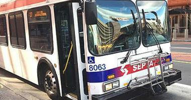 A SEPTA bus
