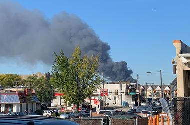 West Philly fire