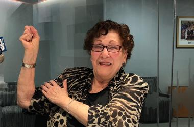 June Robbins
