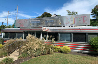 Trolley Car Diner in Mt. Airy.