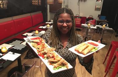 Darlene Star Jones from Star Fusion Restaurant