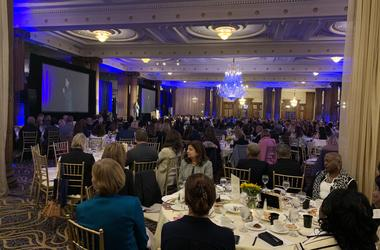 The Women on Boards report was released at the Forum of Executive Women leadership breakfast.
