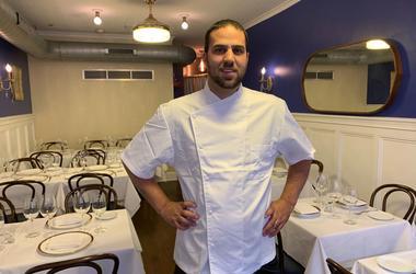 Chef Rich Cusack