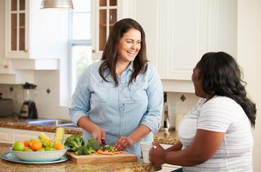 Women Dieting