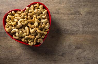 Nuts Heart Health