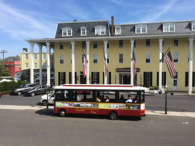 Congress Hall in Cape May