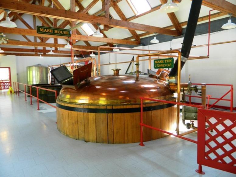 Glenora Distillery