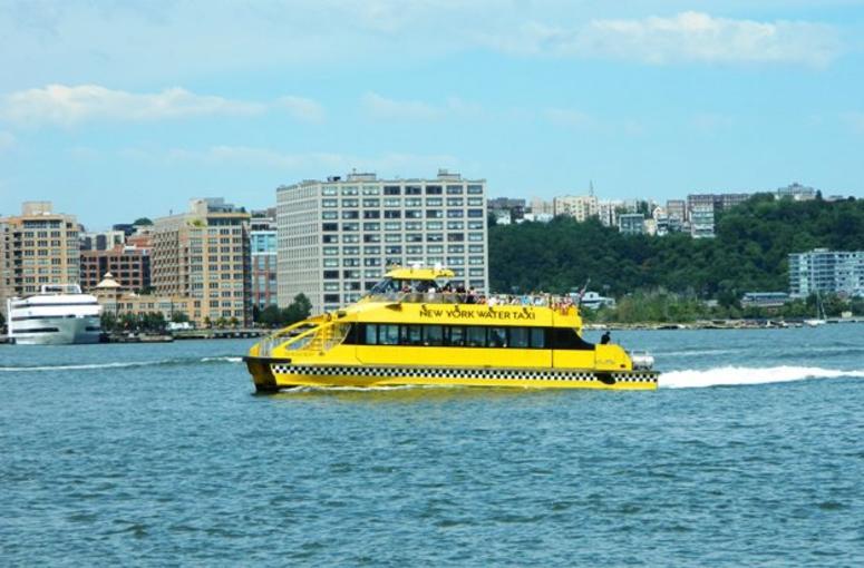 Hudson River Ferry