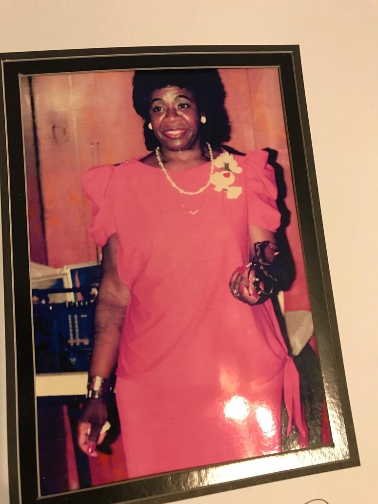 Miss Bernice Jordan