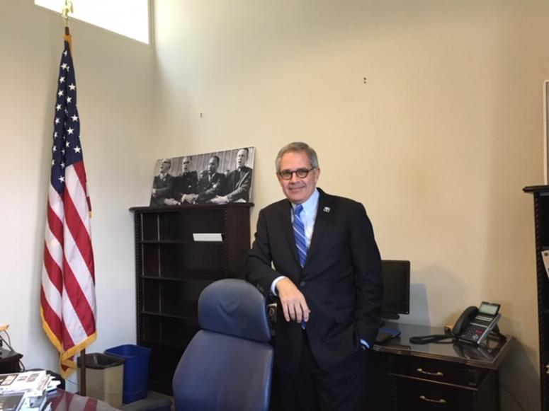 Philadelphia District Attorney Larry Krasner has been living up to his progressive reputation, and, he says, his vision is all about equality.
