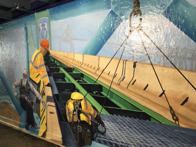 DRPA Mural 2
