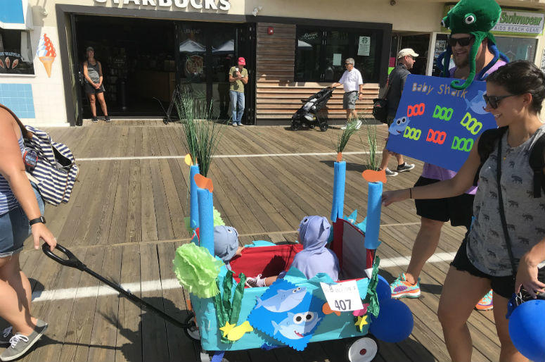 109th annual Baby Parade
